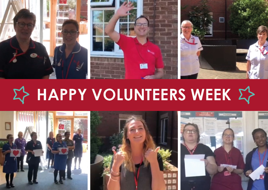 The Myton Hospices - Warwick - Leamington Spa - Rugby - Coventry - Volunteering - Volunteers