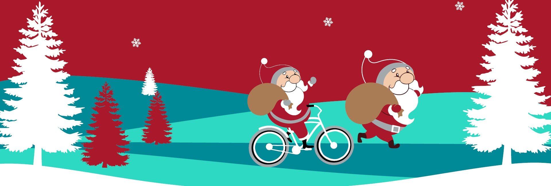 The Myton Hospices - Santa Dash 2020 - Flex Slider