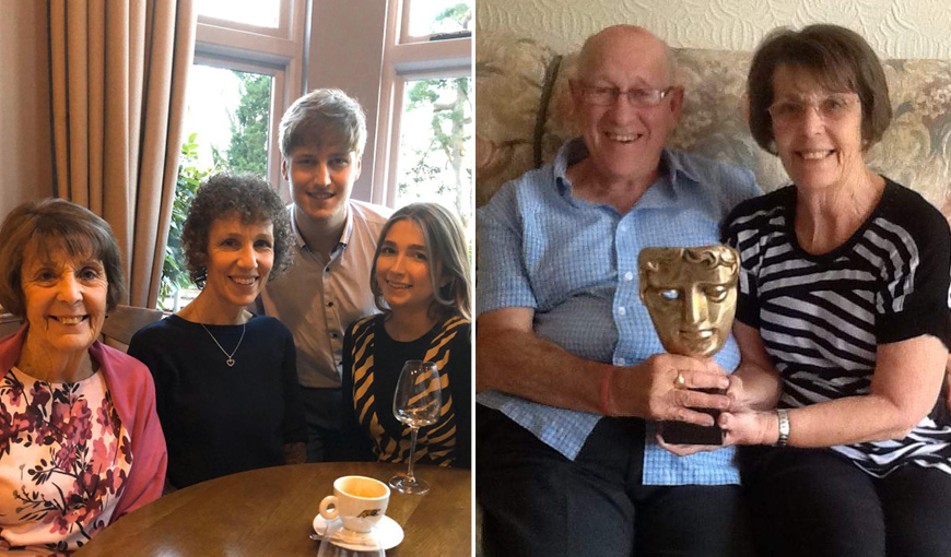 June Bernicoff - Patient Stories - The Myton Hospices - Warwickshire - Coventry - Leamington Spa - Rugby - Gogglebox