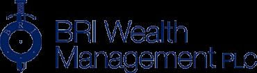 The Myton Hospices BRI Wealth Managment Logo - Sponsor