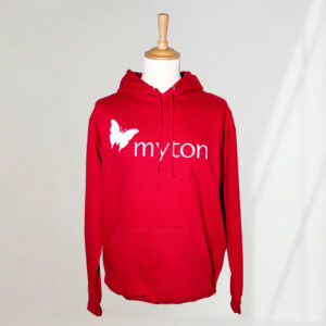 The Myton Hospices - Red Hoodie