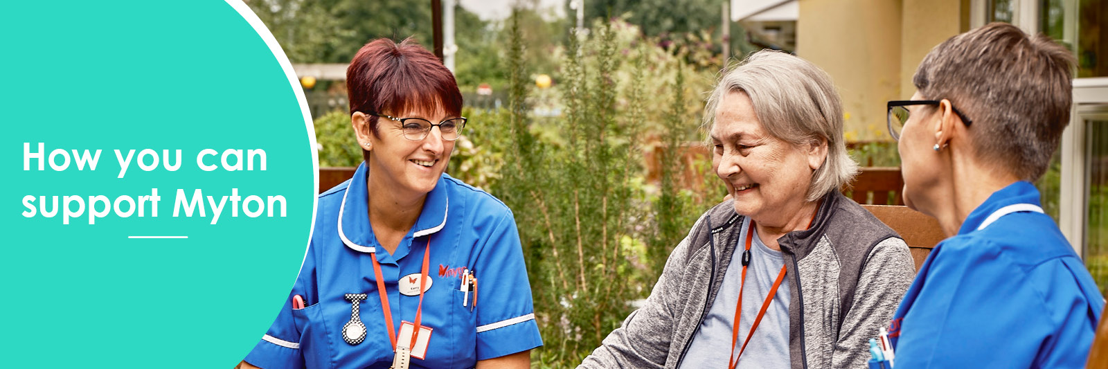 The Myton Hospices - Myton Hospice - Warwickshire - Warwick - Coventry - Leamington Spa - Rugby - Hospice