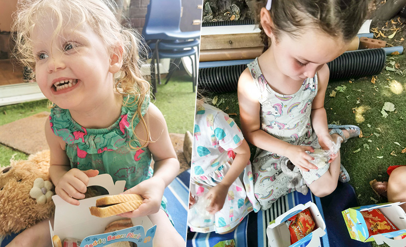 The Myton Hospices - Myton Hospice - Twinkle Twinkle Stars Day Nursery - Warwickshire - Coventry - Warwick - Leamington Spa - Rugby - Teddy Bear's Picnic - Fundraising