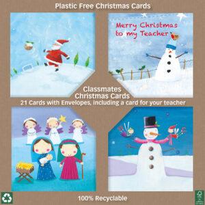 Classmates Pack - Christmas Cards - The Myton Hospices