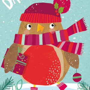 Daughter - Christmas Cards - The Myton Hospices