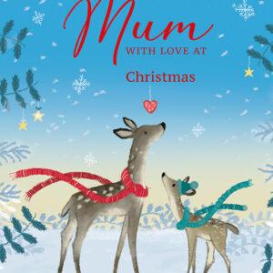 Mum - Christmas Cards - The Myton Hospices