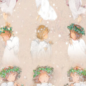 Nine Angels - Christmas Cards - The Myton Hospices