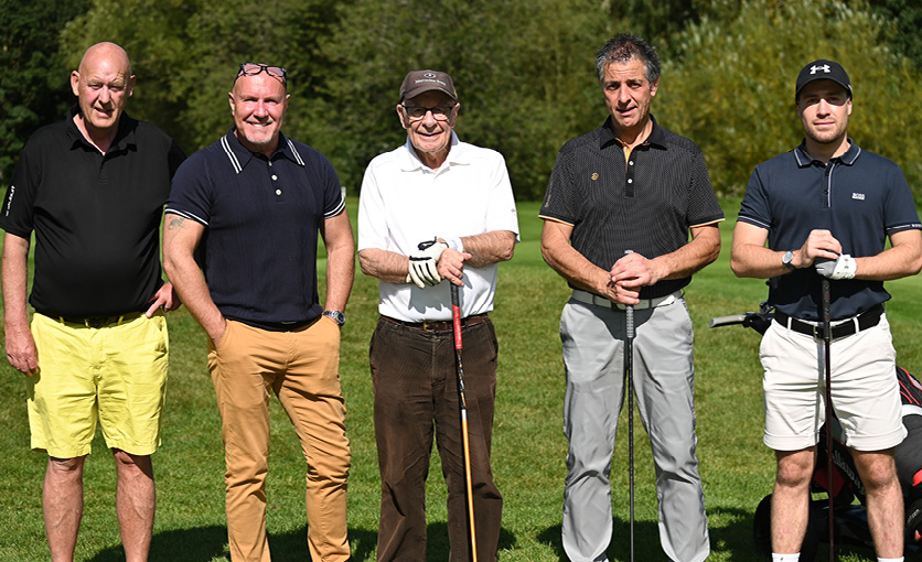 The Myton Hospices - Myton Hospice - Golf Day - Event - Corporate - Warwickshire - Warwick - Coventry - Rugby - Leamington Spa