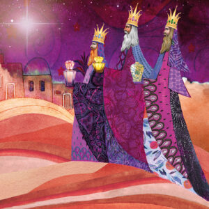 We Three Kings - Christmas Cards - The Myton Hospices