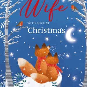 Wife - Christmas Cards - The Myton Hospices