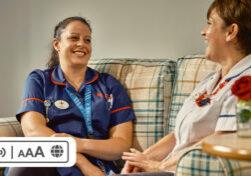 The Myton Hospices - Recite Me Blog Header 2021