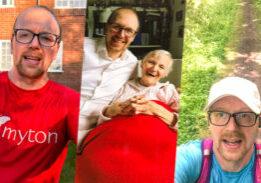 The Myton Hospices - John Parker - Virtual London Marathon - Running - Marathon - Warwickshire - Warwick - Coventry - Leamington Spa - Rugby